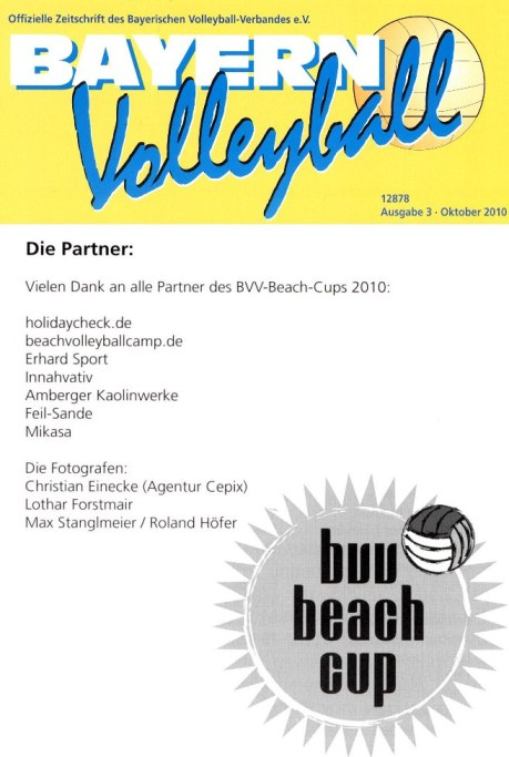 Bayern Volleyball 1